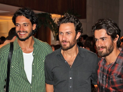 Raphael, Gabriel e Erom